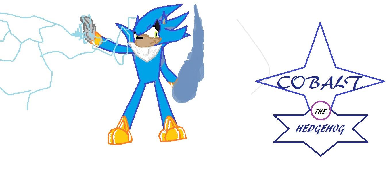 Cobalt the Hedgehog