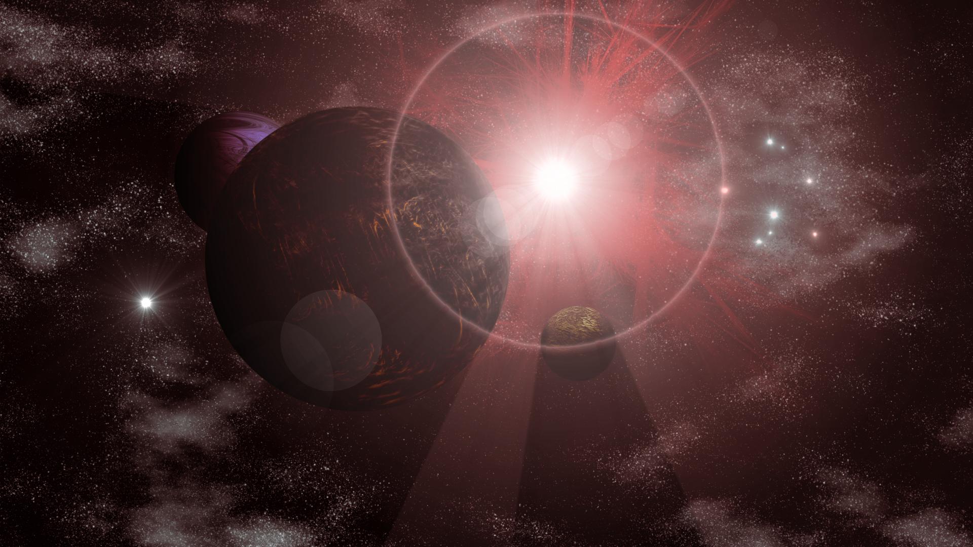 Dead Solar System