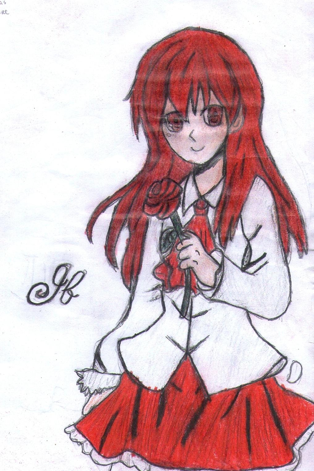 Red Rose Ib