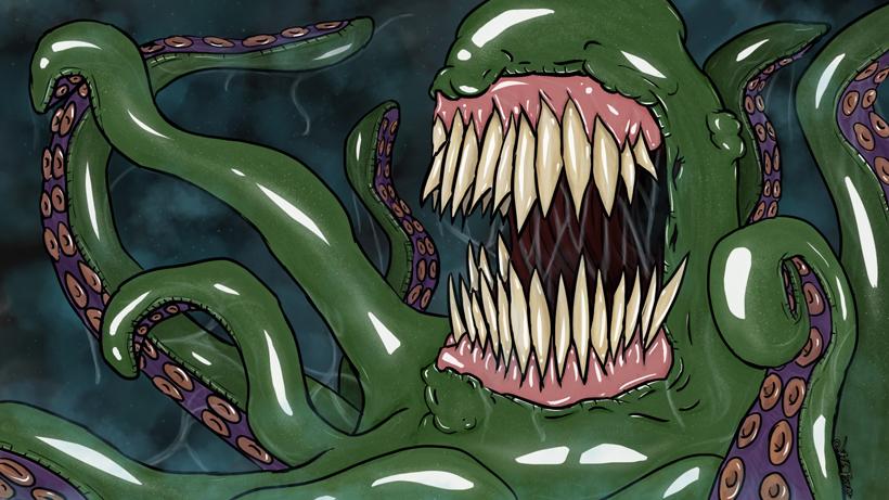 Mutant Squid