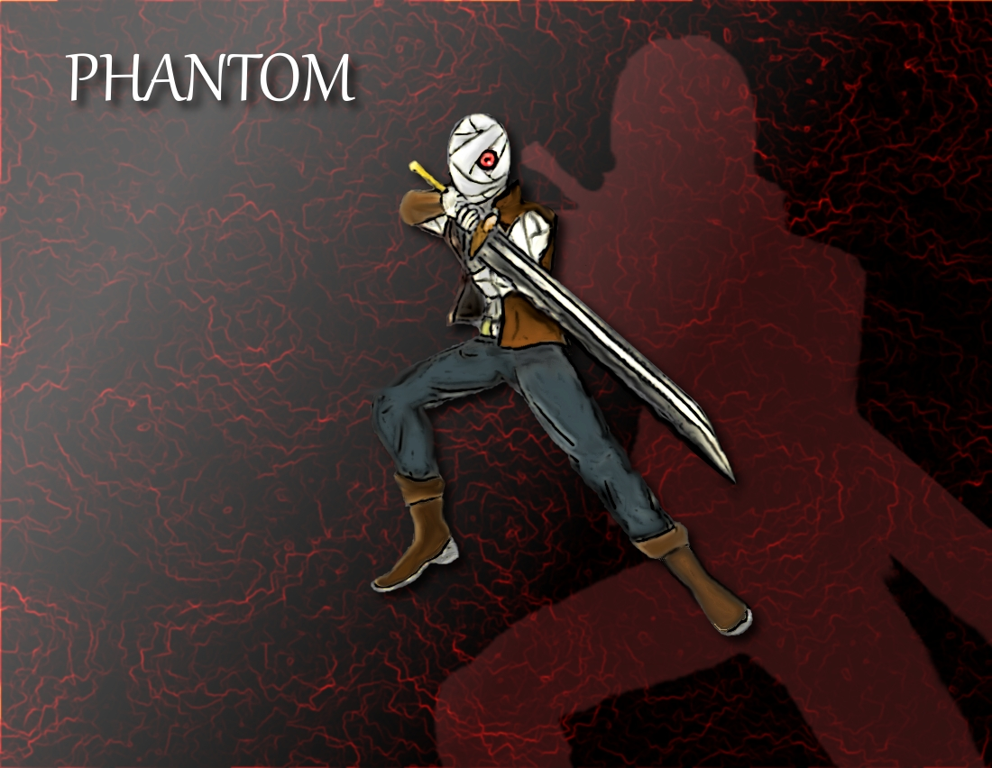 Phantom drawing 2