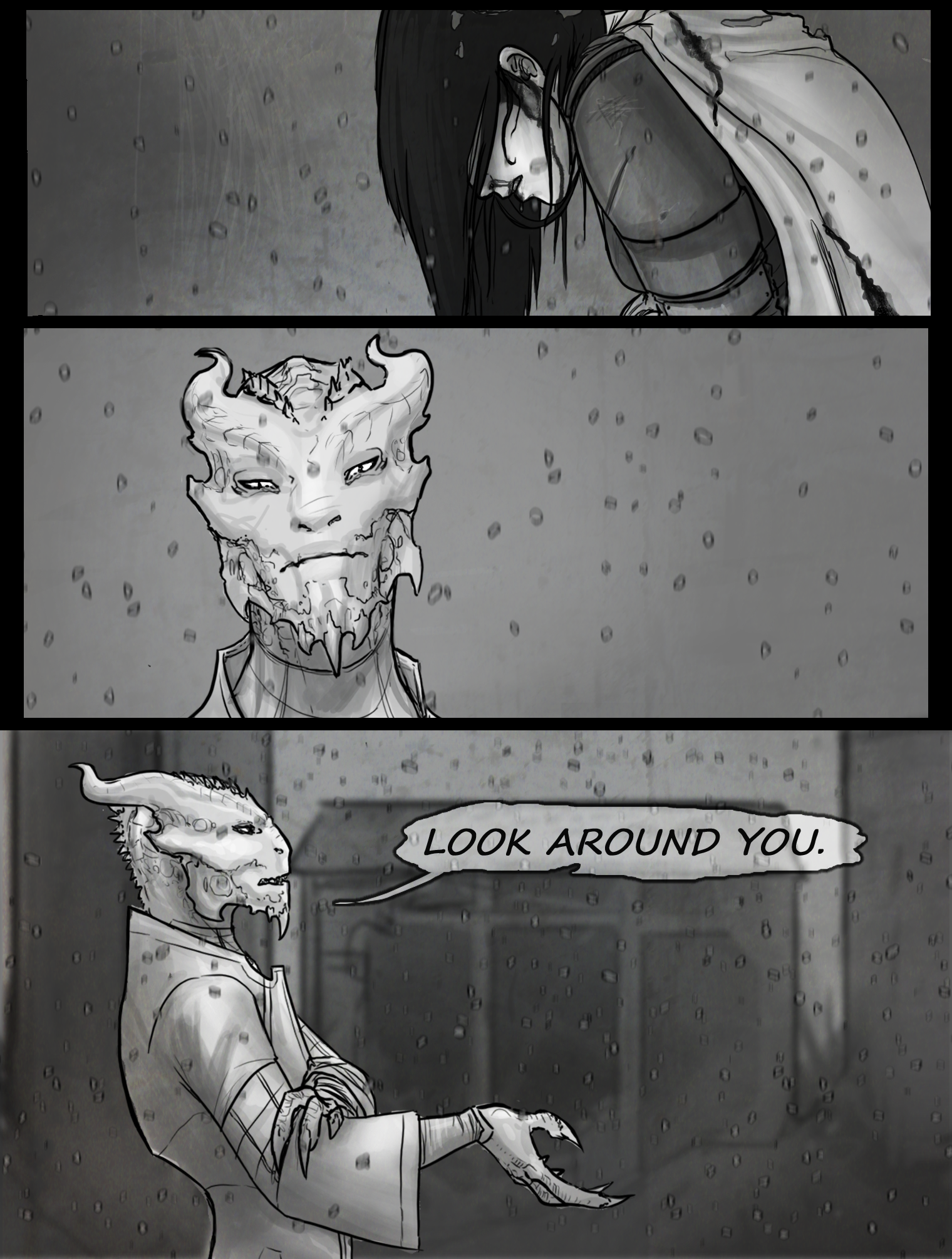 Ashfall: Tapestry page 2
