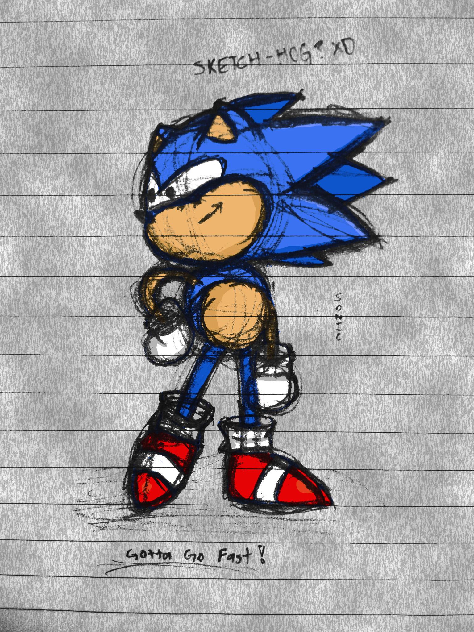 Sketch-hog