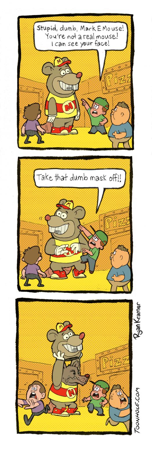 Mark-E-Mouse
