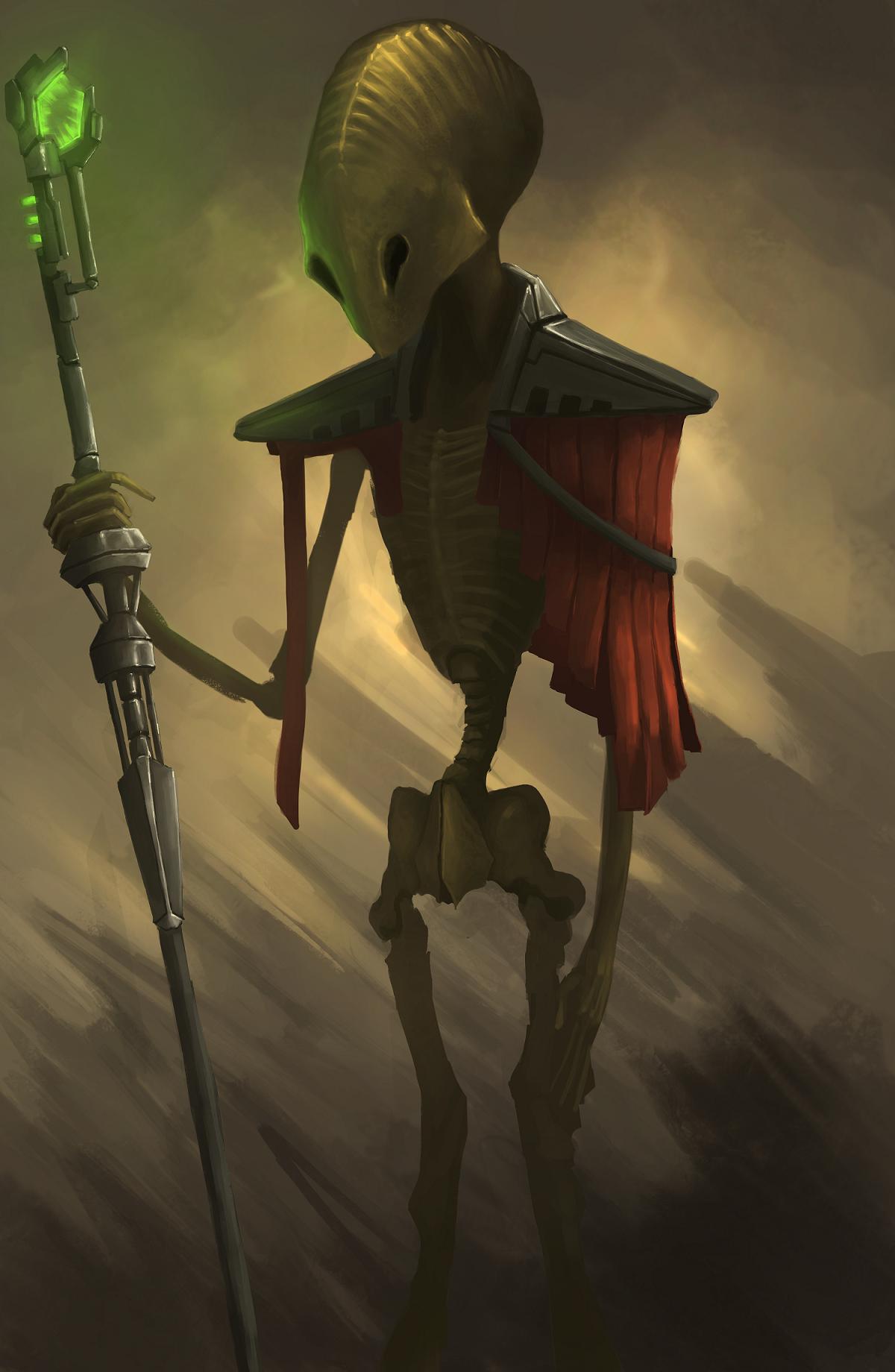 Martian Elder
