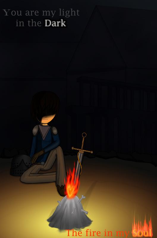 Dark Souls Valentine
