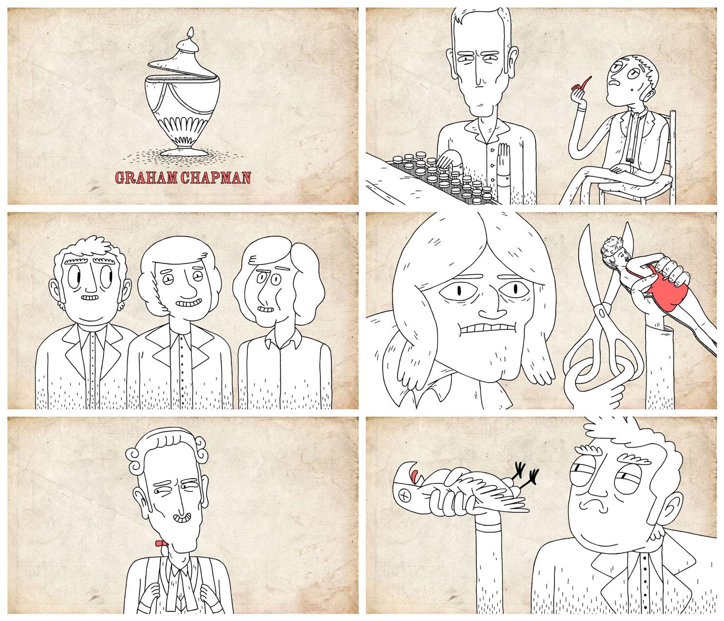 Animate Chapman