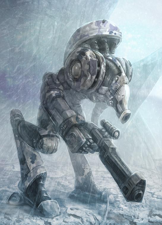 Bathosian Arctic Armor