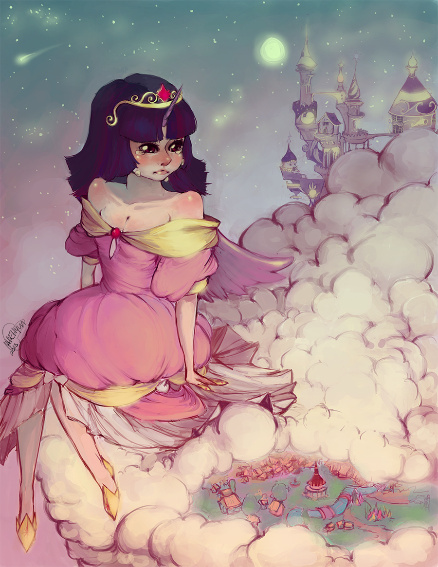 A Lonely Princess