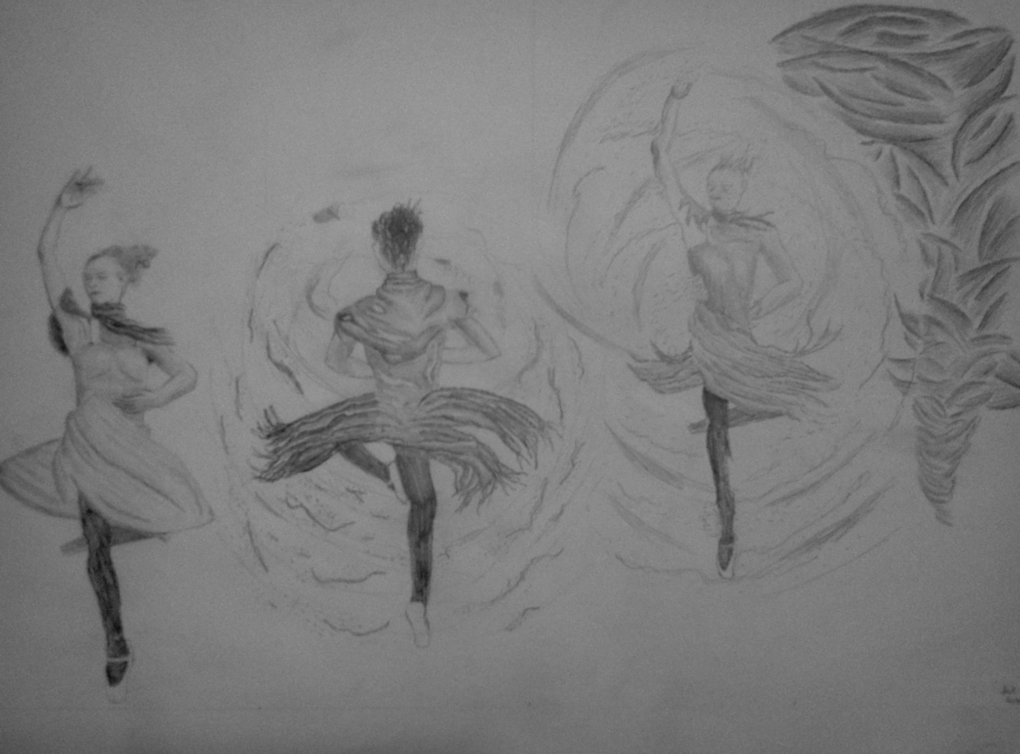 Dancer metamorphosis