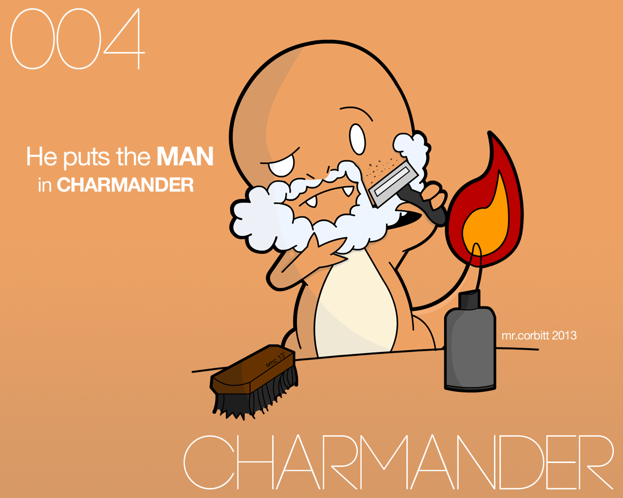 CharMANder!
