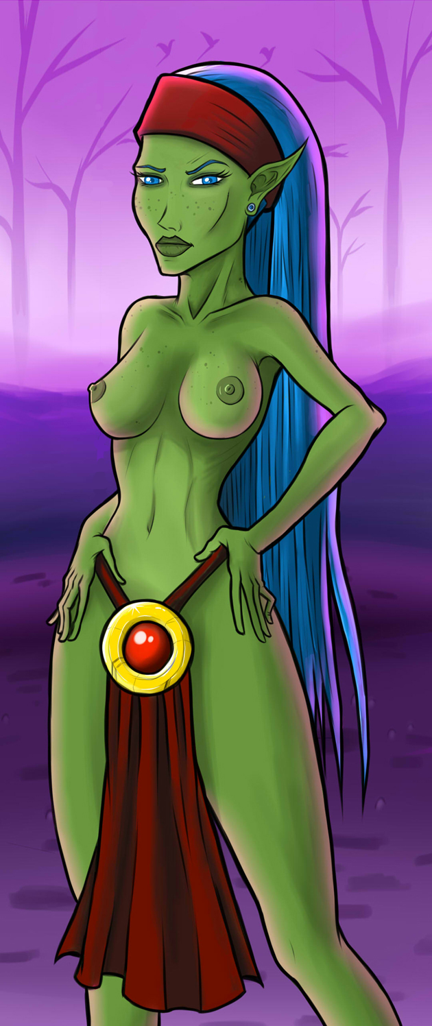 Orc Princess