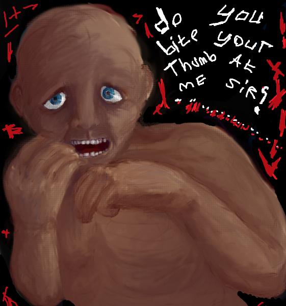 Paranoid boob