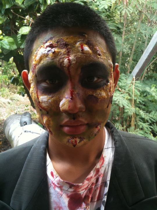 Make-Up Artistry - Zombie3