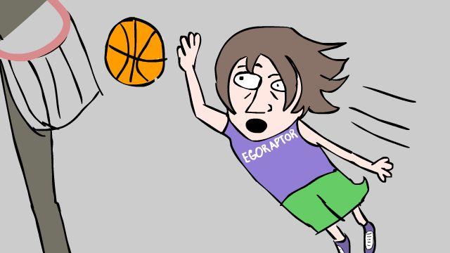 Egoraptor In The NBA