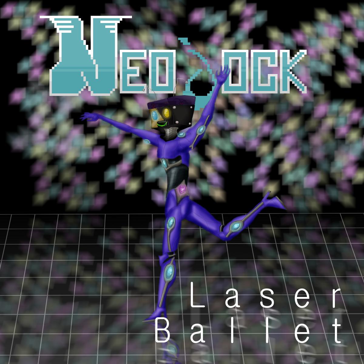 Laser Ballet CD Cover