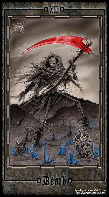 XV Death