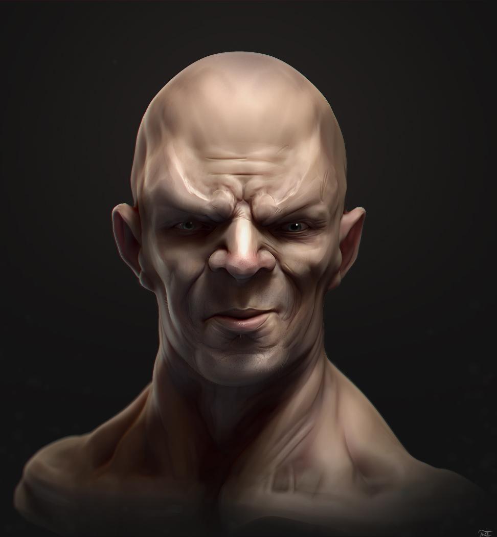 Bald Dude