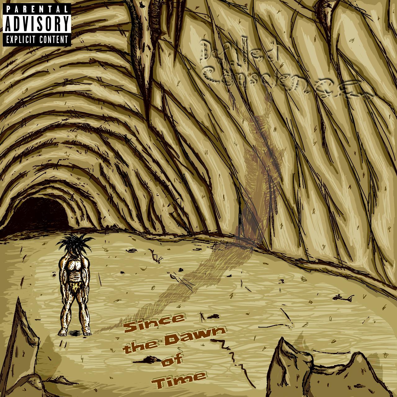 DC- Album 5, Cover Art
