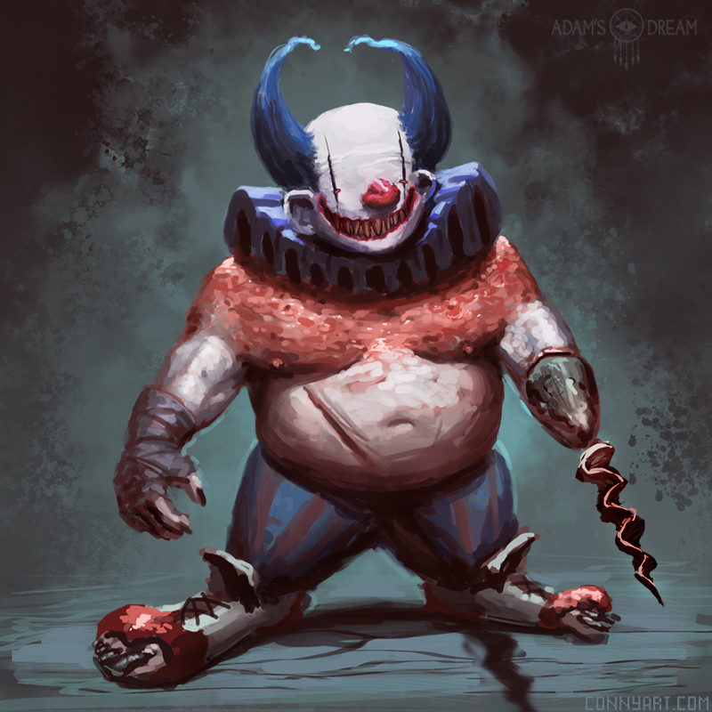Fat Clown