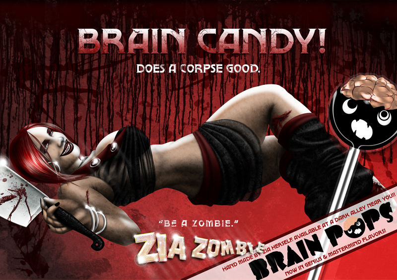 Brain Candy-Does a Corpse Good