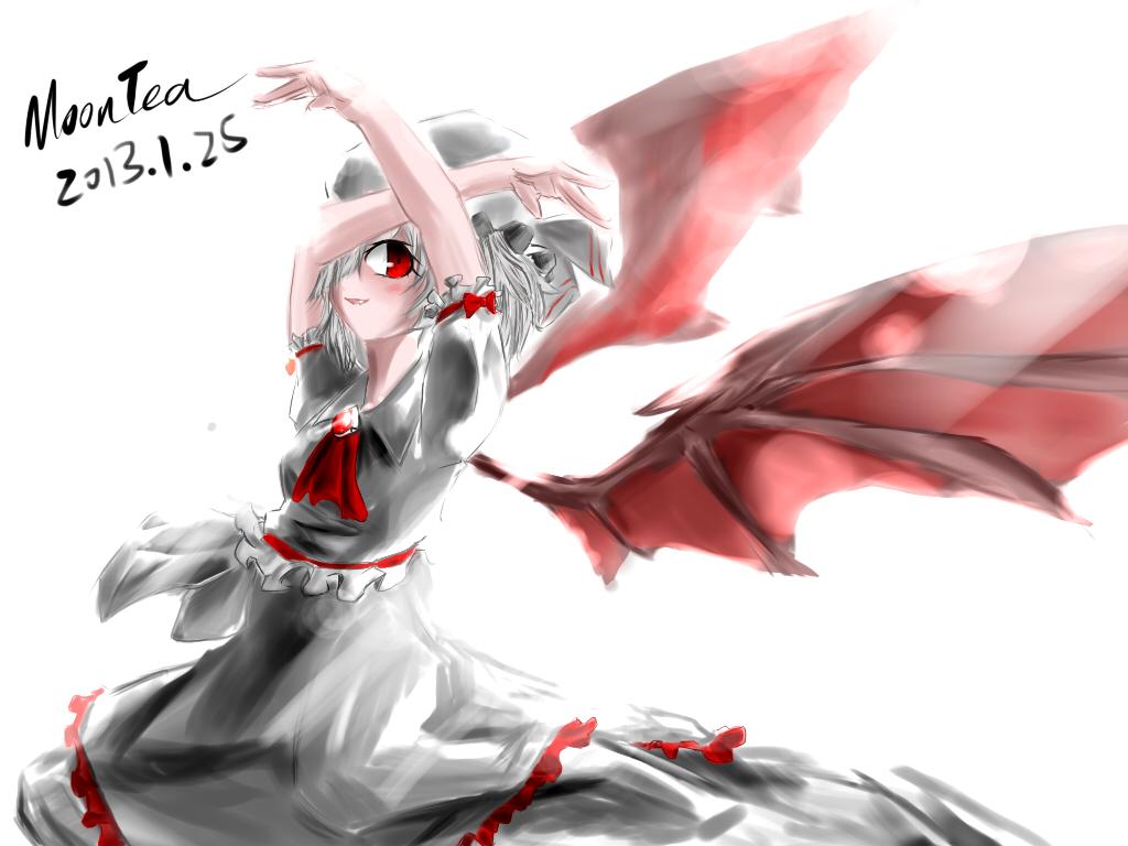 Touhou Project-Remilia Scarlet