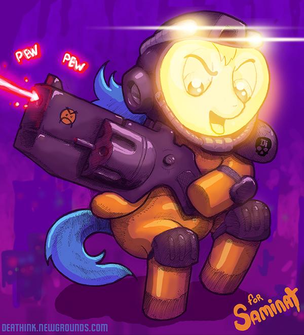 Saminat Space Marine