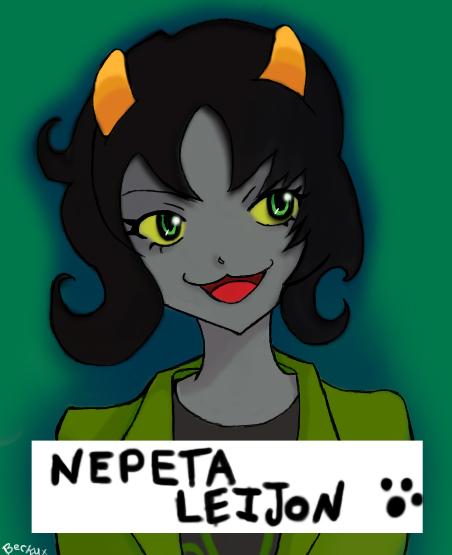 Nepta Leijon