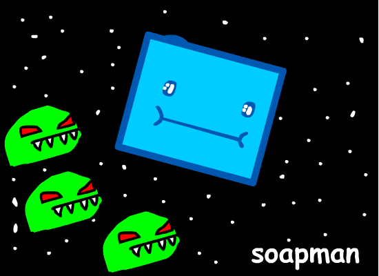SOAPMAN - WEEKLY TEASE