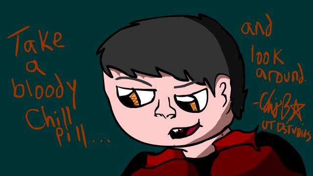 Sudden Vampire Boy