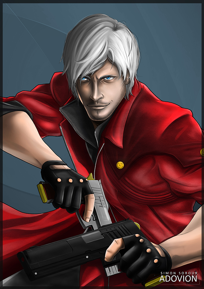 Dante ~ DMC Digital Drawing