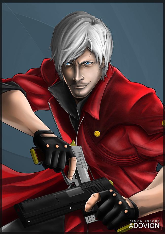 Dante ~ DMC Digital Drawing