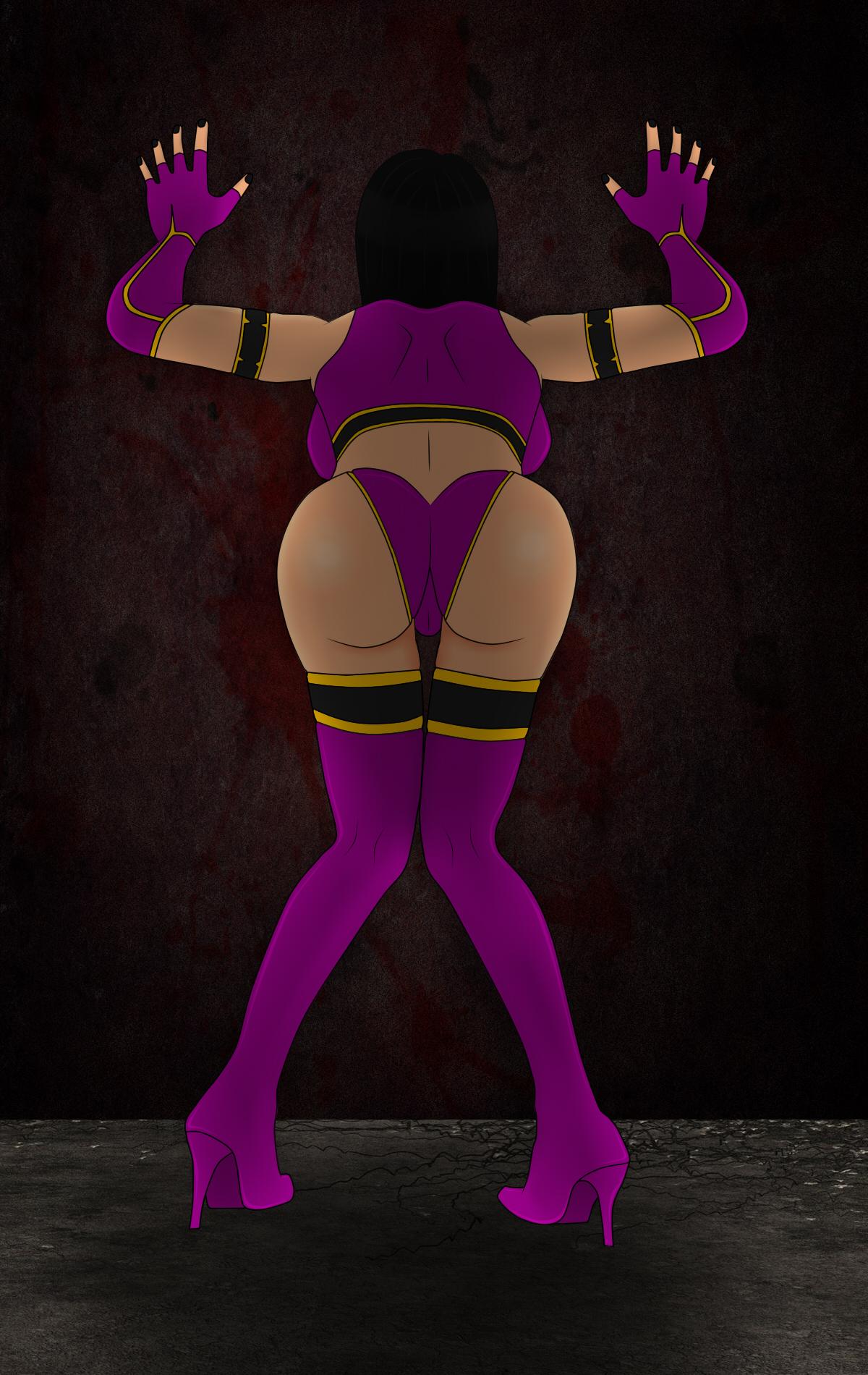 Millena's ass 2