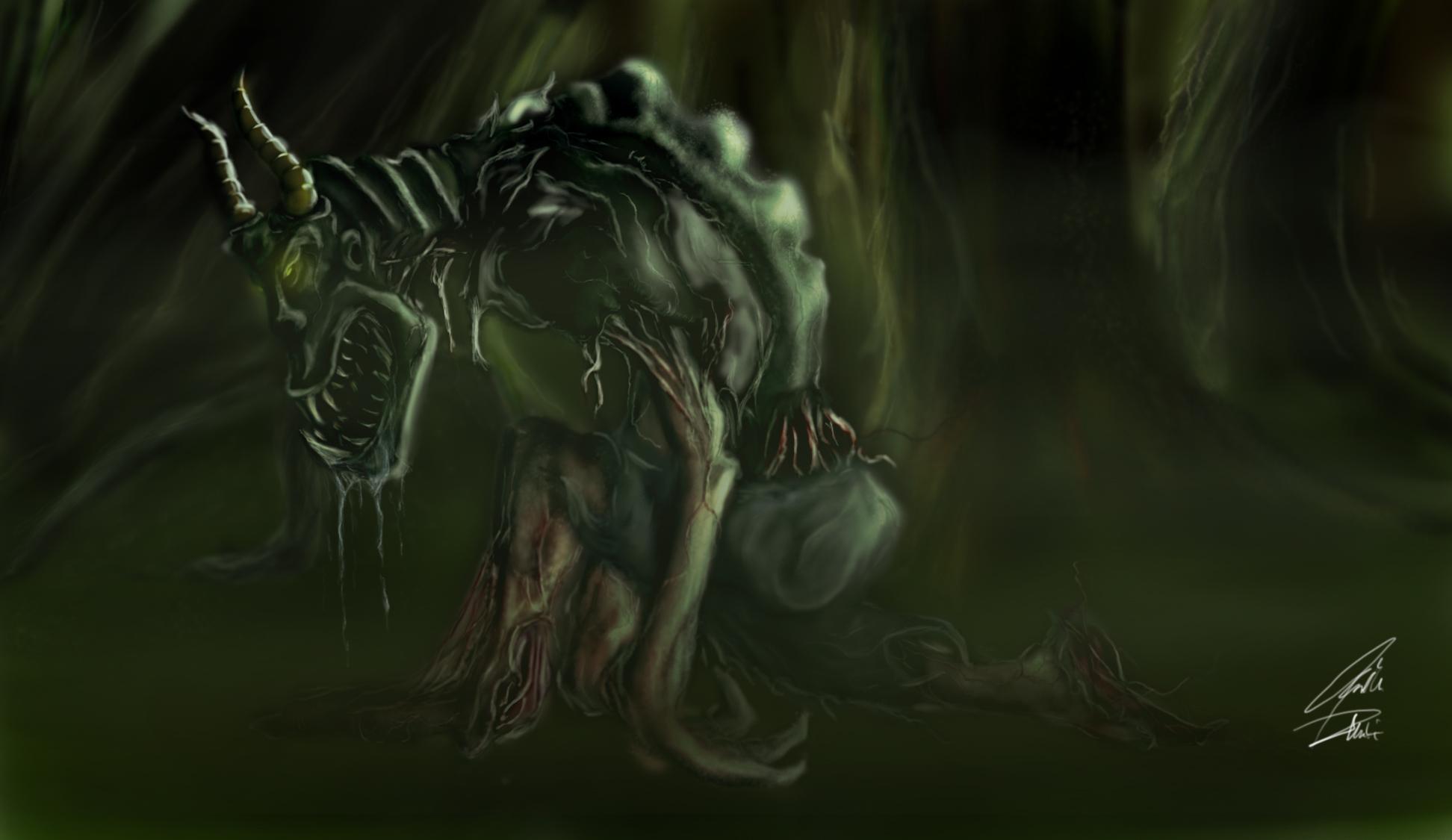 Ugara The Ogre Zombie