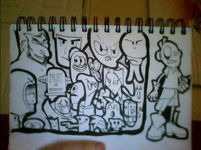 Mini Doodle