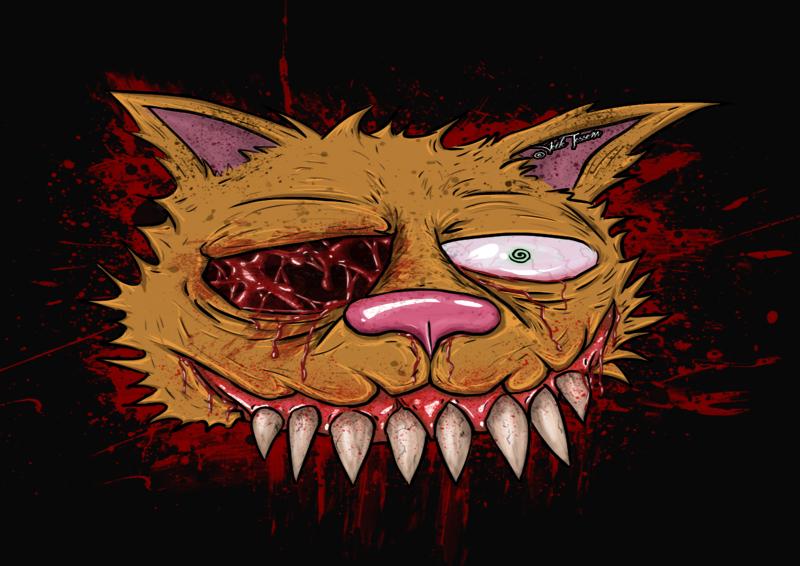 Necro Kitten