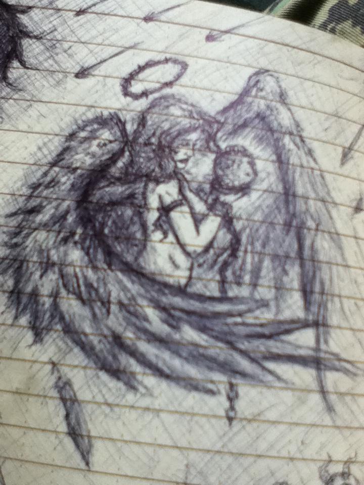 pen doodles, pt1