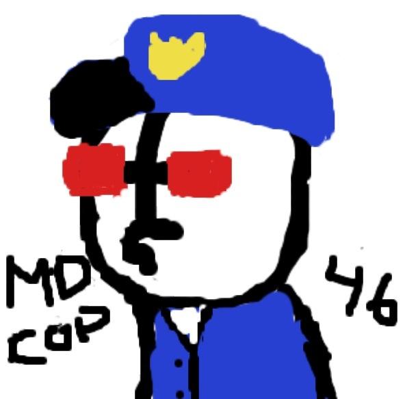 MD Cop 46