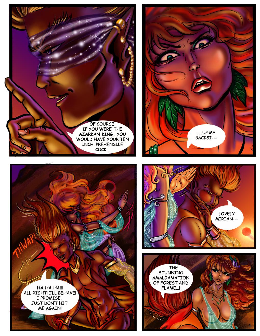 Dante's Fire- Page 4