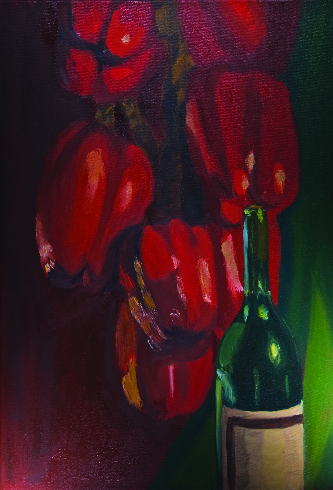 Peppers and Wine