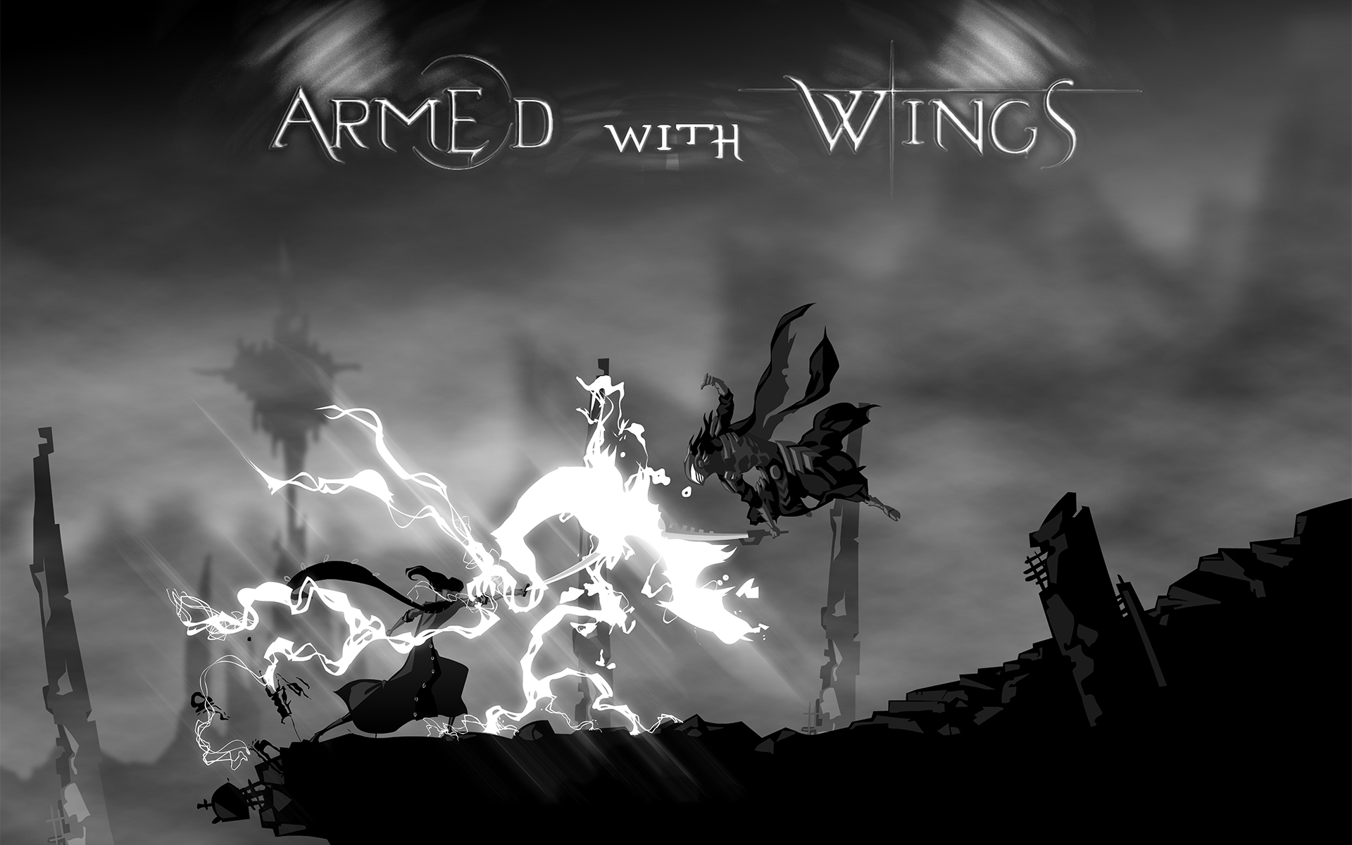 Armed with Wings