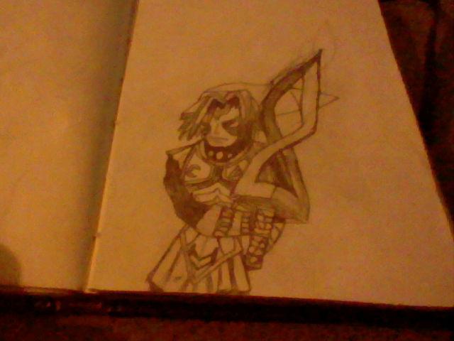 Oni Link(or) Fierce Deity link