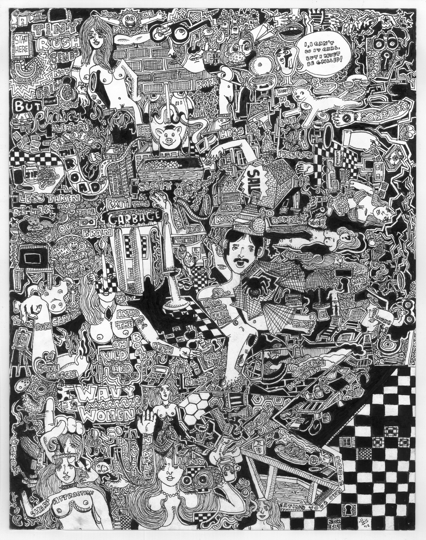 Back Half Of The Chessboard