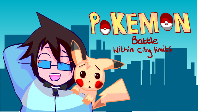 PKMN-Battle Within City Limits