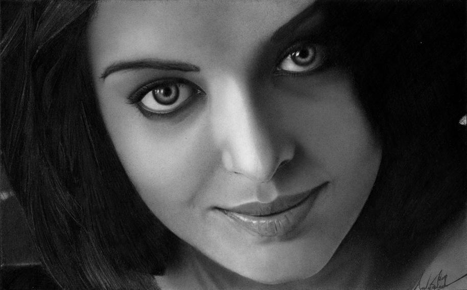 Aishwarya portrait