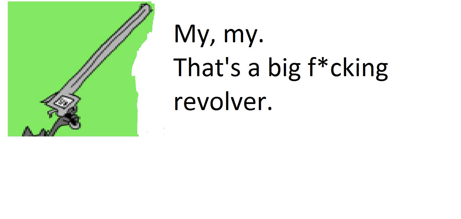 Big Revolver