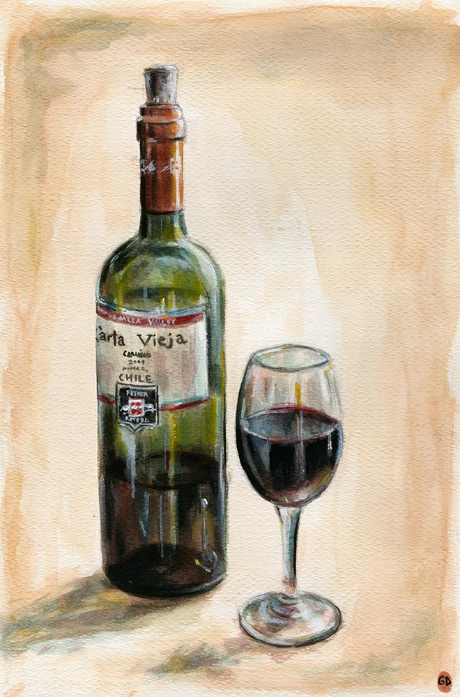 Drunk for Art