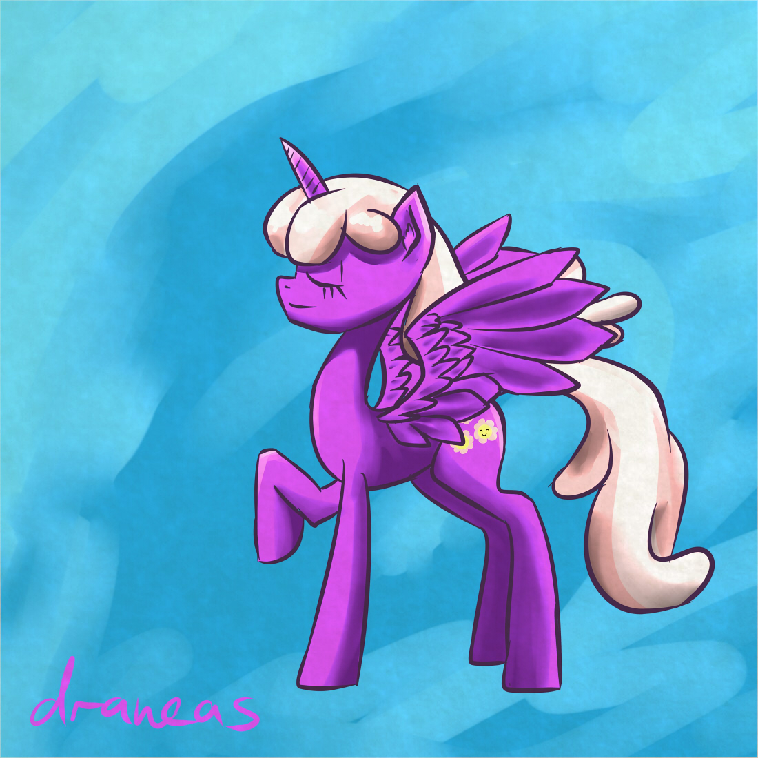 Alicorn Cheerilee
