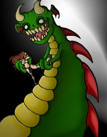 Mr. Dragons Shmile