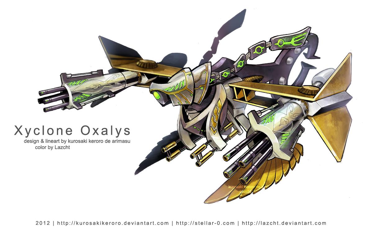Xyclone Oxalys